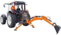 Maatilakaivurit sekä tarvikkeet