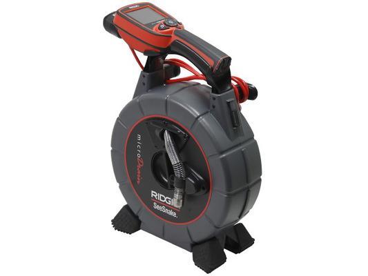 Tarkastuskamera Ridgid SeeSnake MicroReel L 100