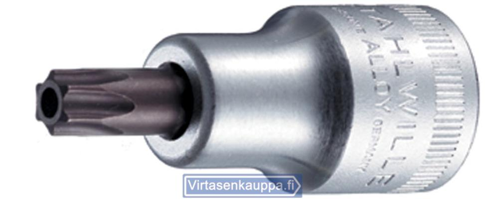 BO-Torx hylsyavain 54TXB, Stahlwille - T20