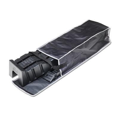 Pyöräkiilapari+säilytyslaukku (570x200x130- 4/7/10 cm korkeus)