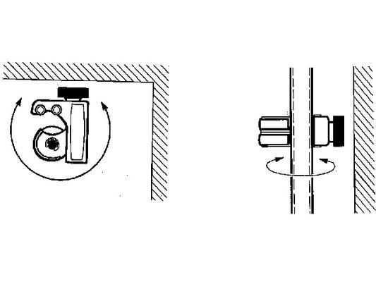 Putkileikkurit kupari  ja messinkiputkille 3 - 16 mm, Ridgid 103 - 101 - putkihalk. 3 - 16 mm