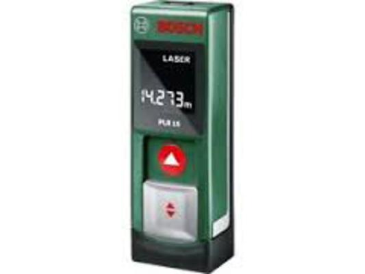 Laseretäisyysmittalaite PLR15, Bosch - Laseretäisyysmittalaite PLR15