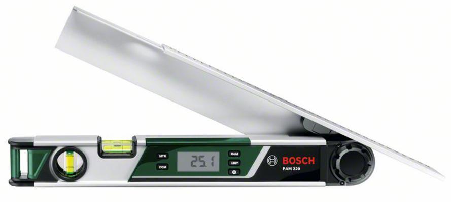 Kulmamitta PAM 220, Bosch - Kulmamitta PAM 220
