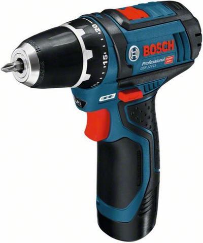 Lämpökamera GTC 400 C + akkuruuvinväännin GSR 12V-15, Bosch - Lämpökamera GTC 400 C + akkuruuvinväännin GSR 12V-15