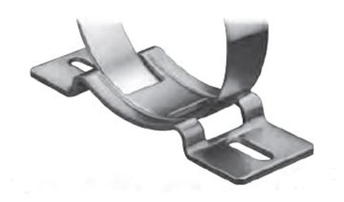 "Normafix ""K"" -konsoli, Norma - 3 / 101 - 118 mm"