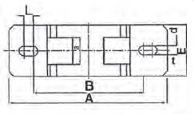 "Normafix ""K"" -konsoli, Norma - 0 / 40-62 mm"