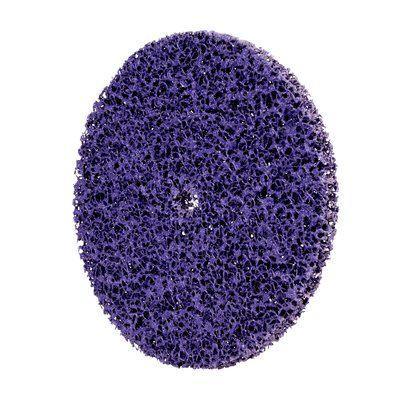 Scotch-Brite puhdistuslaikka Purple 100 mm (2 kpl), 3M - Puhdistuslaikka Purple 100 (2 kpl), 3M