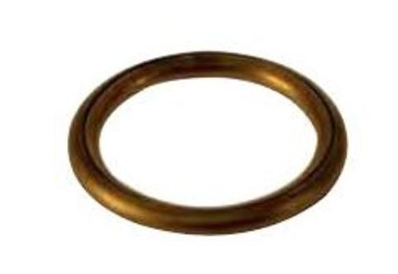 Kuparitäyttötiivisterengas DIN 7603 C - Kuparitäyttötiivisterengas, koko 18x24 mm