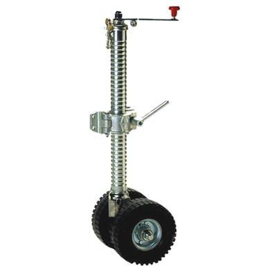 Nokkapyörä 500 kg Bradley (paripyörä 60 mm kiinnike)