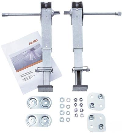 Tukijalkapari Click Fix (460-710 mm), AL-KO - Tukijalkapari Click Fix (460-710 mm)