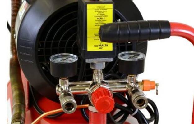 Kompressori V-lohko 2,2 kW (50 l), Timco
