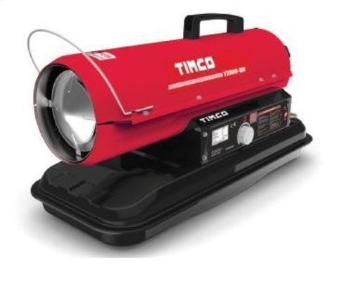 Hallilämmitin 20 kW, Timco - Lämpöpuhallin 20 kW