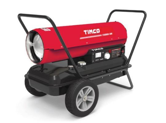 Hallilämmitin 32 kW, Timco - Lämpöpuhallin 32 kW