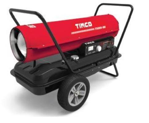 Hallilämmitin 40 kW, Timco - Lämpöpuhallin 40 kW