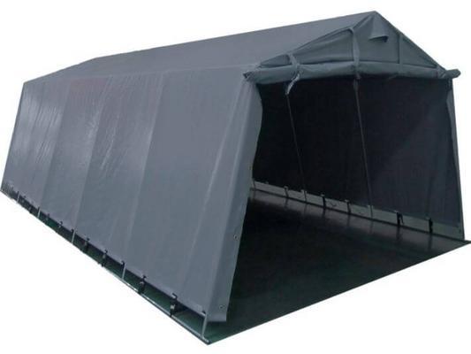 Pressutalli (7 x 3,4 x 1,9 m), Prohall
