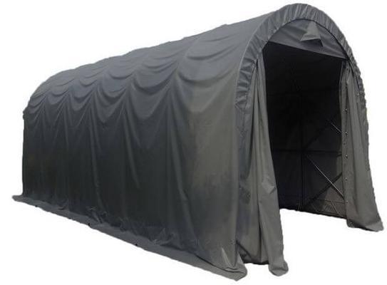 Pressutalli Caravan (8 x 4 x 4 m), Prohall
