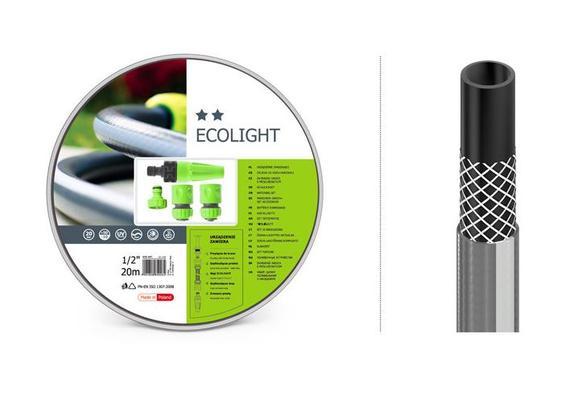 """Puutarhaletku / kastelusetti Ecolight 1/2"""" / 20 m, Cellfast - Puutarhaletku / kastelusetti Ecolight 1/2"""""""