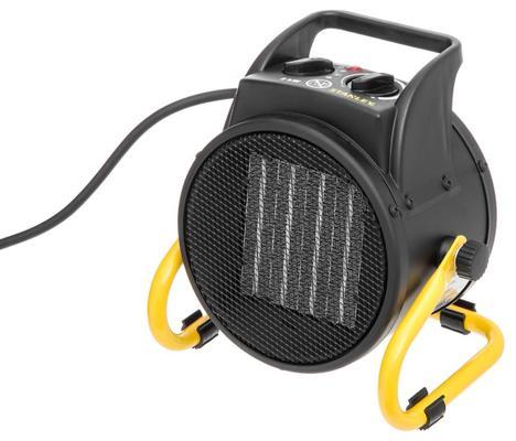 Pyöreä lämpöpuhallin 2 kW, Timco - Pyöreä lämpöpuhallin 2 kW