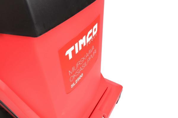 Oksasilppuri SL2500 (leikkaava), Timco