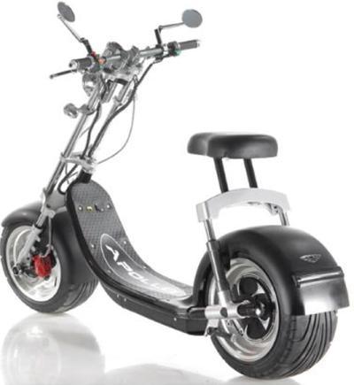 Apollo Coffee Rider e-Scooter - Apollo Coffee Rider e-scooter