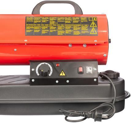 Hallilämmitin 10 kW, Timco - Lämpöpuhallin 10kW