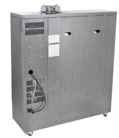 Polttoainekäyttöinen infrapunalämmitin DIR-1700, Hottia