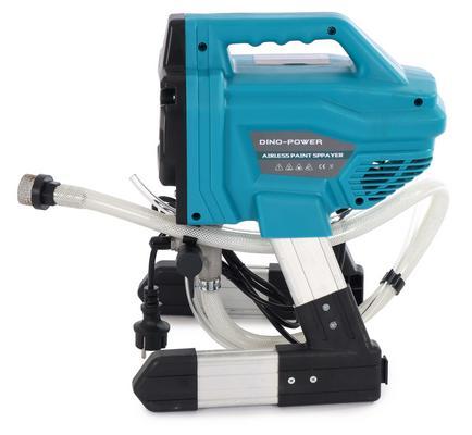 Korkeapainemaaliruisku 650W 1,4 l/min, Dino-Power