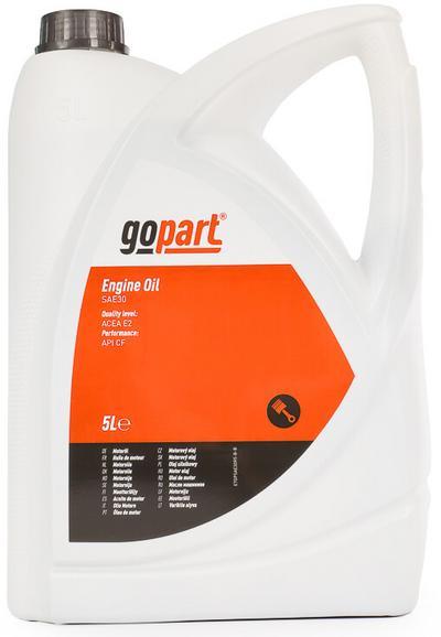Moottoriöljy (5 l) SAE30, GoPart