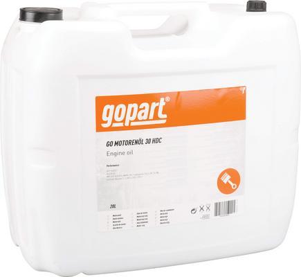 Moottoriöljy (20 l) SAE30, GoPart