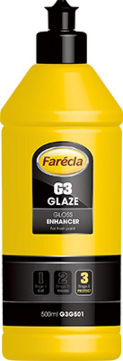 Kiiltopinnoite 500 ml, Farecla