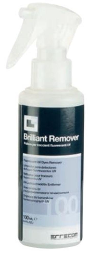 UV-väriaineen puhdistaja Brilliant Remover, Errecom - UV-väriaineen puhdistaja Brilliant Remover
