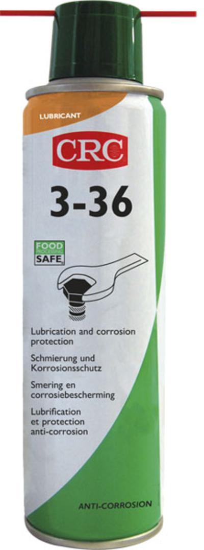 Korroosionsuoja-aine 3-36, CRC - Korroosionsuoja-aine, spraypullo 500 ml
