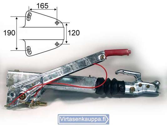 Aisa 251 S, 1500-2600 kg, Valeryd - Aisa 251 S, 1500-2600 kg