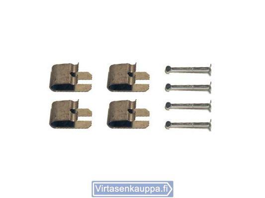 Lukkonokka & lukkolevy (2 pyörään) - Valeryd - Lukkonokka & lukkolevy