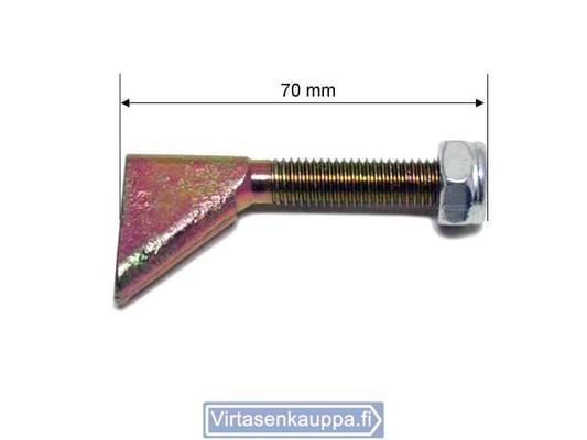 Säätöpultti, kiilapultti M10 - Valeryd - Säätöpultti M10