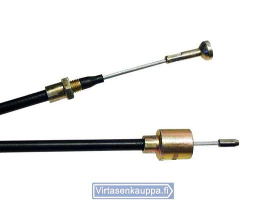 Jarruvaijeri nippa/sieni, holkki 23mm - 520 mm