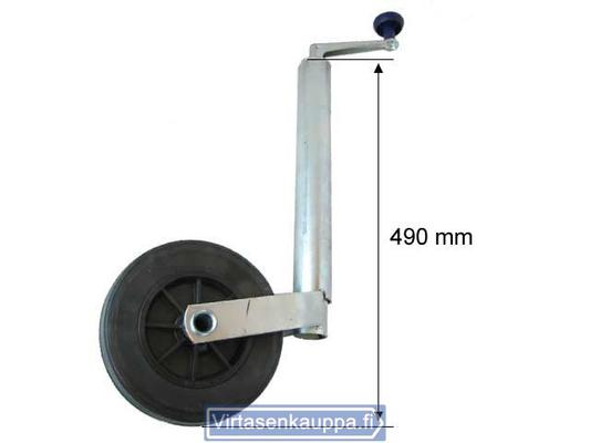 Tukipyörä 48 mm, Valeryd - Tukipyörä 48