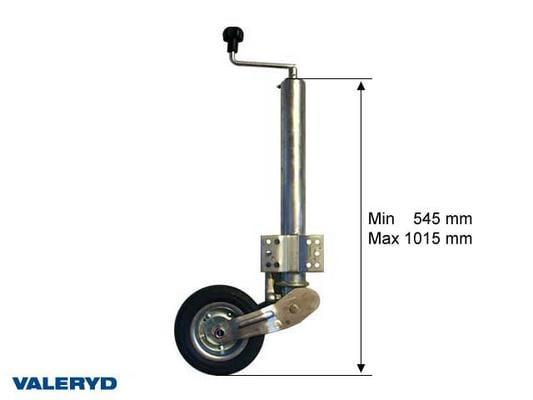 Tukipyörä 60 mm, Valeryd - Tukipyörä 60