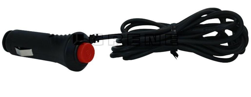 Valvontakamera TrailerCam 5D, Luda - Laturi 12 V TrailerCamin näytölle, varaosa