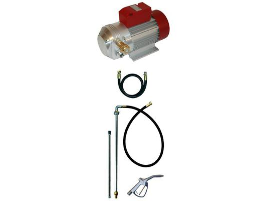 Sähkökäyttöinen öljypumppu digitaalisella tankkauspistoolilla, Pressol - Sähkökäyttöinen öljypumppu