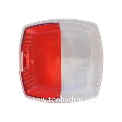 Varalasi Aspöck Squarepoint punainen/valkoinen