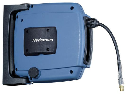 Letkukela paineilmalle 12 m, kattoon tai seinälle, Nederman H-20-6 / H30-10