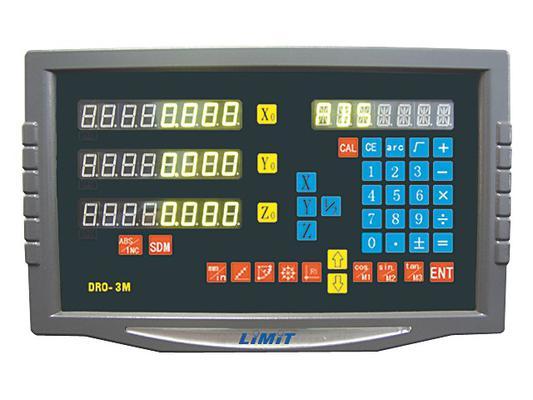 Digitaalinen mittausjärjestelmä, Limit - Digitaalinen mittausjärjestelmä