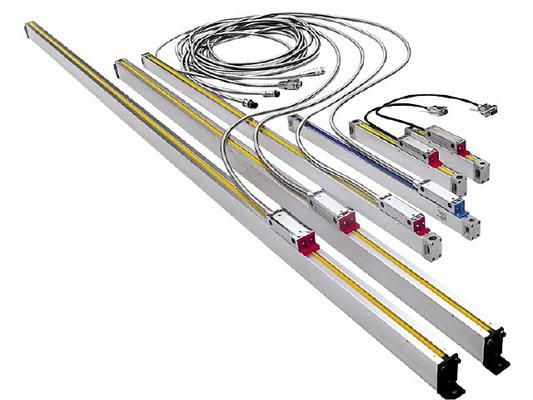 Viivoitin 500 mm, digitaalinen mittausjärjestelmä Limit - Viivoitin 500 mm