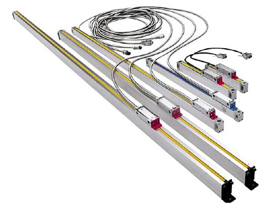 Viivoitin 600 mm, digitaalinen mittausjärjestelmä Limit - Viivoitin 600 mm