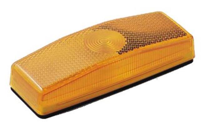 Sivuäärivalo, keltainen - Aj.ba - Sivuäärivalo, keltainen