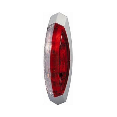Äärivalo, puna-valkoinen, vasemmanpuoleinen - Hella - Äärivalo, puna-valkoinen, vasemmanpuoleinen