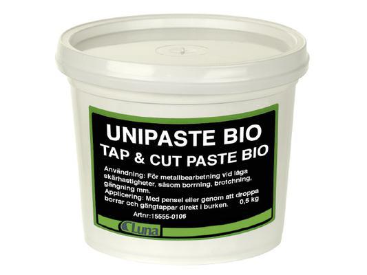Kierre- ja leikkuutahna Unipaste Bio, Luna - Kierre- ja leikkuutahna, 500 g