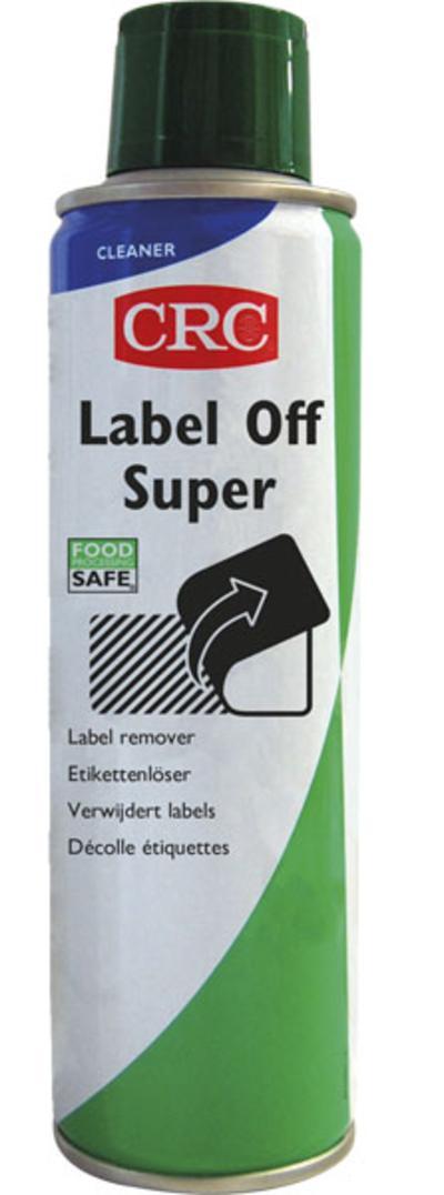 Etiketin irroittaja Label Off Super, CRC - Etiketin irroittaja Label Off Super