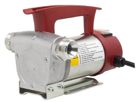 Sähkökäyttöinen dieselpumppu (12 V), Pressol - Sähkökäyttöinen dieselpumppu